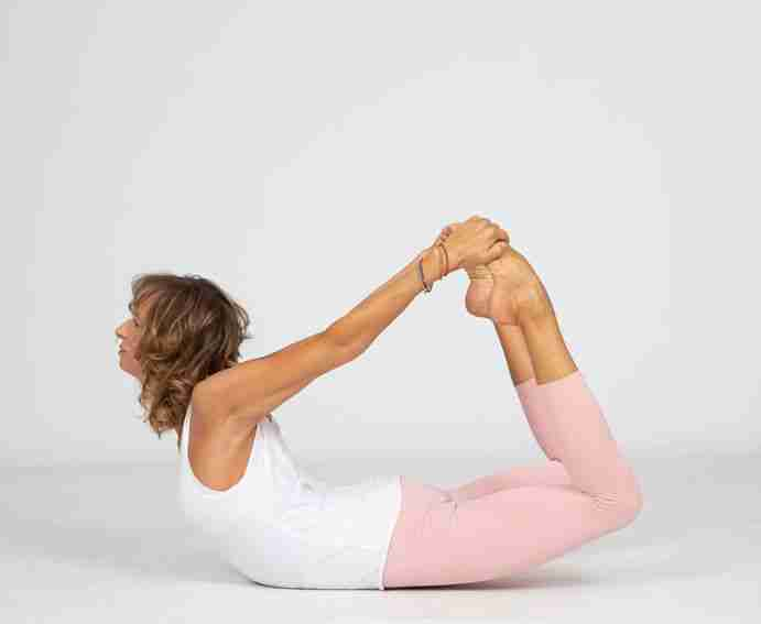 piegamenti all'indietro, yoga , significato